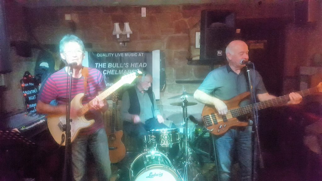 Live Music Bull's Head Chelmarsh Bridgnorth