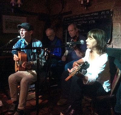 Live Music with 'Lost Highway'
